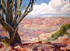 Grand Canyon Moran Point Step 3