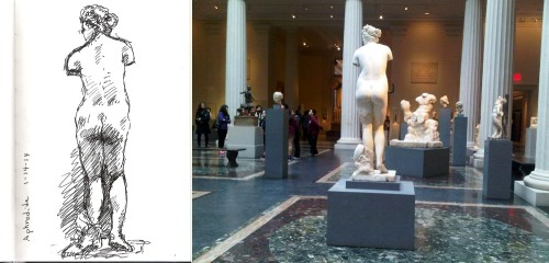 Aphrodite at the Met