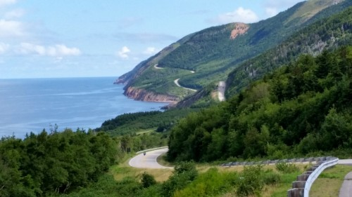 Cabot Trail, most iconic of drives.