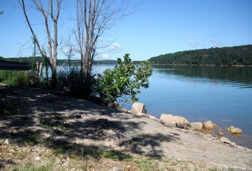 Second site at Patoka Lake